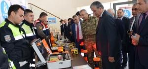 """Ardahan'da """"Trafik Haftası"""" etkinlikleri düzenlendi"""