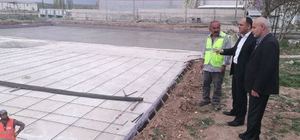Beyşehir'de yeni Adalet Sarayı'nın yapımına başlandı
