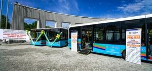 Şehiriçi minibüsler özel halk otobüsüne dönüşüyor