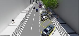 Zeytinburnu 58'inci Bulvar Caddesi ve 15 Temmuz Meydanı yenileniyor