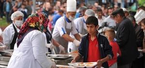 Büyükşehir, Ramazanda her gün 12 bin kişiye iftar verecek