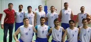 Kütahya'da tek ilçe basketbol takımı Emet Belediyespor