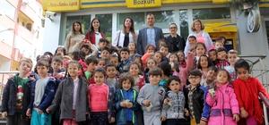 Bozkurt'ta anasınıfı öğrencilerinden anlamlı etkinlik