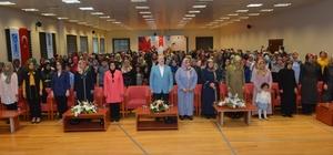 """Tuşba Belediyesinden """"Koşulsuz Annelik"""" semineri"""
