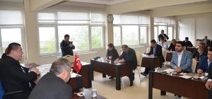 Alaplı Belediye Mayıs Ayı Olağan Toplantısı tamamlandı