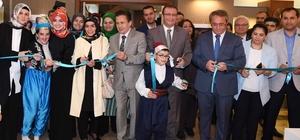 Tuzla Belediyesi Gönül Elleri Çarşısı'nın Özel Çocukları Yeteneklerini Sergiledi