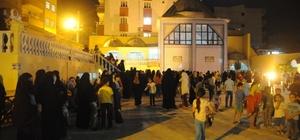 Beraat Kandili Cizre'de dualarla ihya edildi