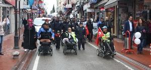 Bartın'da Engelliler Haftası etkinliği