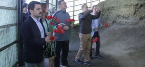 Kaşdemir Azerbaycan'da ziyaretlerde bulundu