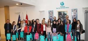 Onikişubat Belediyesi 7 bin Bosna'lı öğrenciyi sevindirdi