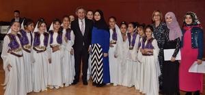 Beyoğlu'nda 'Çocuk Gözüyle Kandil' programı