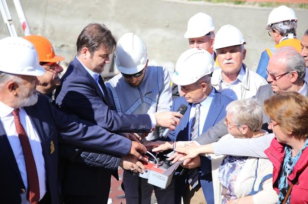 """Başkan Akgün: """"Kentsel Dönüşüm'de herkes elini taşın altına koysun"""""""