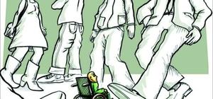 Balya'da engeller BENGİ ile aşılıyor