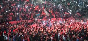 Ülkü Ocakları Adana İl Başkanlığı'ndan Birlik ve Beraberlik Şöleni