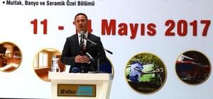 Konya'da 4 fuar birden açıldı