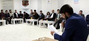 Gençlik Merkezinden Berat Kandili kutlama programı