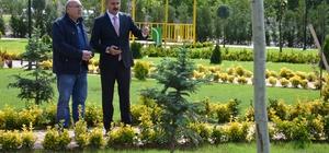 Yahşihan'da yeşil alan sayısı artıyor