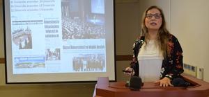 Düzce Üniversitesi çevre ve sağlık alanındaki çalışmaların tanıtım programlarına başladı