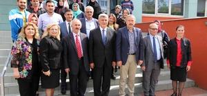Başkan Karaosmanoğlu, kent genelindeki okulları ziyaret etti