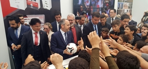Etnospor Kültür Festivali'nde Arnavutköy Belediyesi'ne yoğun ilgi