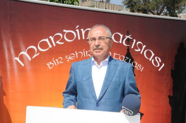 """Mardin'de """"fotomaraton yarışması"""" başladı"""