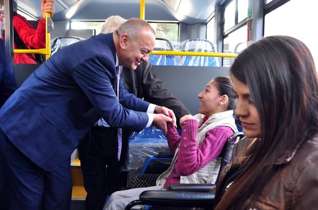 Başkan Ergün'den Engelliler Haftası mesajı