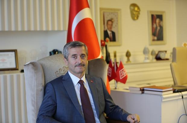 Başkan Tahmazoğlu'ndan Engeliler Haftası kutlaması
