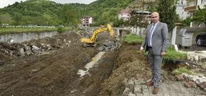 Tekkeköy'deki dev turizm projesi başladı