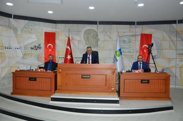 Balıkesir Büyükşehir Belediye Meclisi Mayıs Ayı 1. birleşimi yapıldı