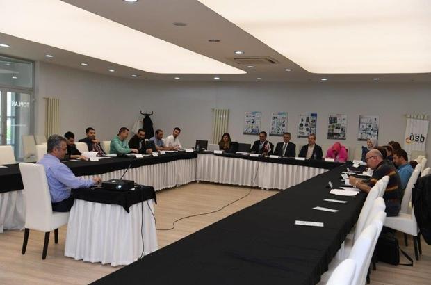 Kayseri OSB'de 'Yeni Pazarlar Keşfetme ve İletişim Eğitimi' düzenlendi