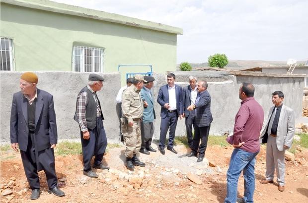 Besni Kaymakamı Gencer köy ziyaretlerine devam ediyor