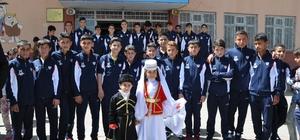 Öğrencilere Osmani'ye gezisi
