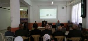 Kargı'da hacı adaylarına seminer