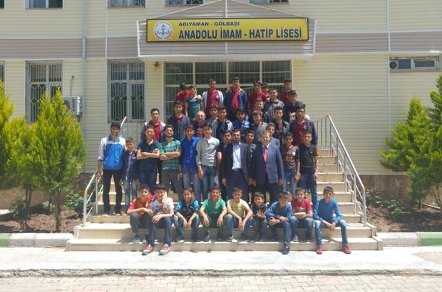 Türk ve Suriyeli öğrenciler kardeşlik buluşmasında bir araya geldi