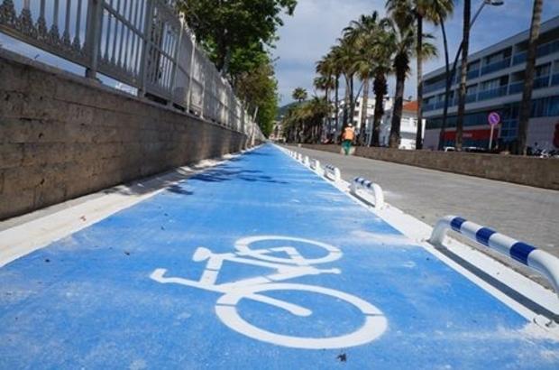 Marmaris Belediyesinden bbisiklet yolu hakkında açıklaması