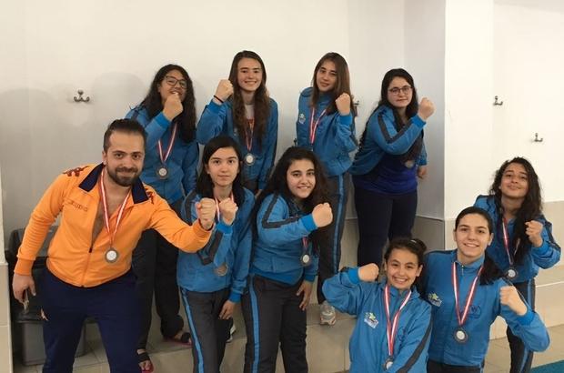 Malatya Sutopu Bayan Takımı Türkiye 3'üncüsü oldu