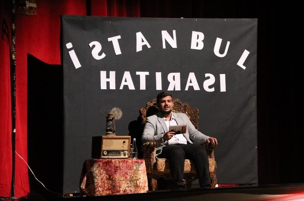 """Kültür Sanat Topluluğundan Şiir Dinletisi """"Bir Şiirdir İstanbul"""""""