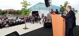 Büyük Çorlu Eğitim Kermesi açıldı