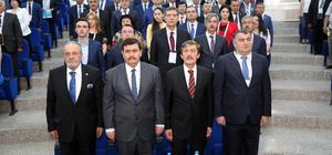 """Erzincan'da """"Uluslararası Ahıska Türkleri Sempozyumu"""" başladı"""