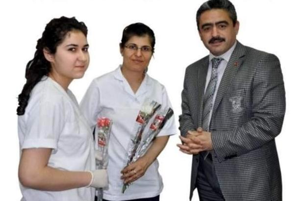 Başkan Haluk Alıcık'ın Hemşireler Haftası kutlama mesajı