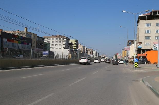 Ankara Yolu'na üst geçit