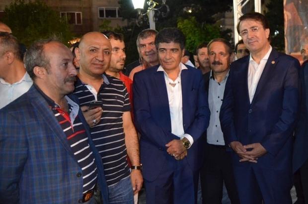 """Milletvekili Aydemir: """"Erkal, dadaş gönül dilinin ifadesiydi"""""""
