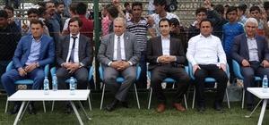 Silvan'da liseler arası futbol turnuvası sona erdi