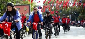 Kadıköy'de Bisiklet Festivali başlıyor