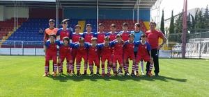 Kepez U 13 takımı Play-off'lara kaldı