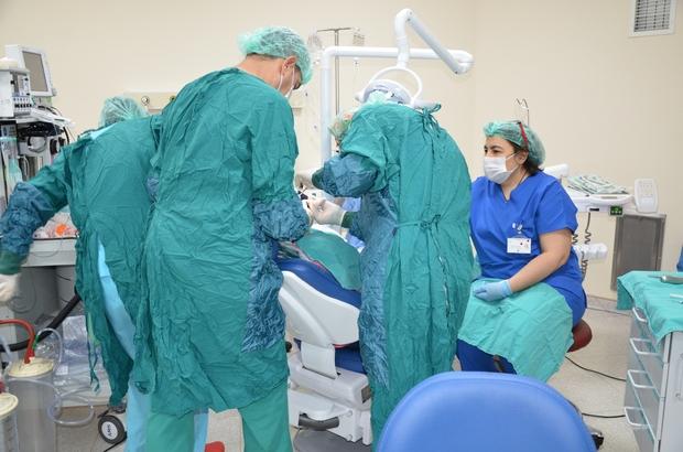 Diş Hastanesinde engelsiz sağlık hizmeti
