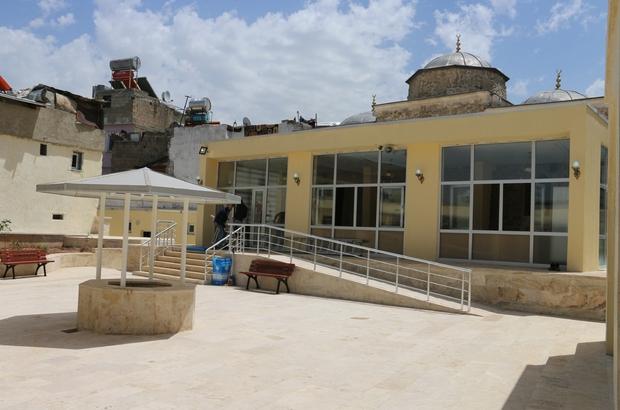 Siirt'te 112 yıllık cami yeniden ibadete açılacak