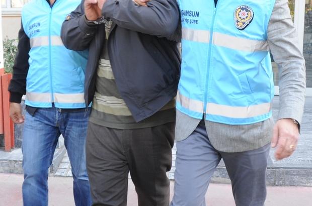 Samsun'da kamyonet hırsızlığı operasyonu