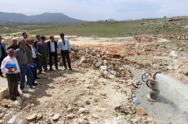 Seydişehir Belediyesi jeotermal damarları açıyor