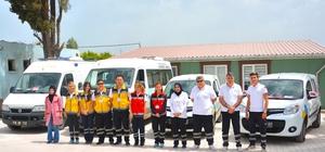 Torbalı'da evde bakım hizmeti vatandaşı memnun etti